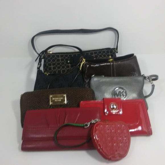 Coach Handbags - Lot of Kate Spade Michael Kors D B Coach wallet 79b37661b3d42